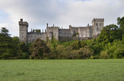 Lismore castle Stock Photo