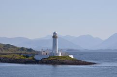 Lismore Lighthouse Stock Photo