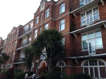 Liso/apartamento Foto de Stock Royalty Free
