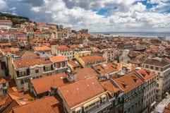 Lissabon Royaltyfria Foton