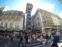 lissabon Stock Foto