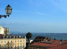 Lissabon royalty-vrije stock afbeelding