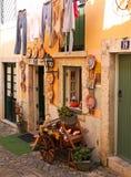 Lissabon, Alfama Royalty-vrije Stock Afbeeldingen