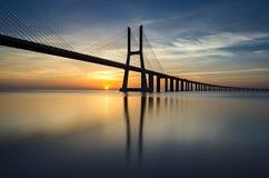 Lissabon-Ansicht Lizenzfreie Stockbilder