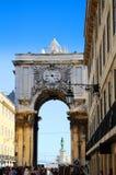 Lissabon-Architektur lizenzfreies stockbild