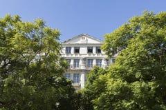 Lissabon Art Deco Arkivfoton