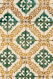 Lissabon, Azulejos Stock Images