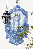 Lissabon, Bild von Sankt Luzia lizenzfreie stockfotos