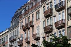 Lissabon Estefania stockfotos