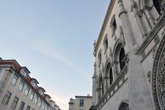 Lissabon område, Portugal Arkivfoton