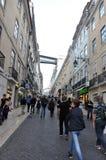 Lissabon område, Portugal Royaltyfria Bilder