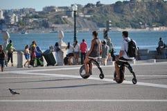 Lissabon Openlucht 2 stock fotografie