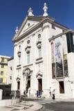 Lissabon pengarmuseum Royaltyfri Foto