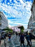 Lissabon Portugal royalty-vrije stock fotografie
