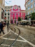 Lissabon Portugal stock afbeeldingen