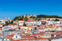 Lissabon, Portugal Royalty-vrije Stock Foto