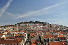 Lissabon Portugal stockfoto