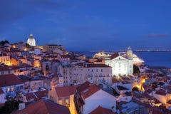 Lissabon, Portugal lizenzfreies stockbild