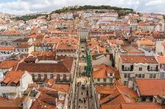 Lissabon Portugal Arkivfoto