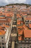 Lissabon Portugal Royaltyfria Bilder