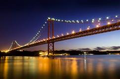 Lissabon, Portugal stockfotografie