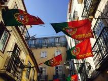 Lissabon, Portugal royalty-vrije stock afbeelding