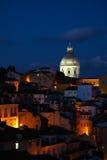 Lissabon Portugal Royalty-vrije Stock Afbeeldingen
