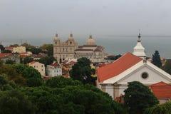 Lissabon Portugal Royaltyfri Fotografi