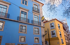 Lissabon, Portugal lizenzfreie stockbilder