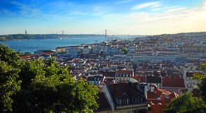 Lissabon Portugal   stockfotos
