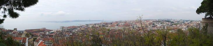 Lissabon, Portugal, Iberisch schiereiland, Europa Royalty-vrije Stock Afbeelding