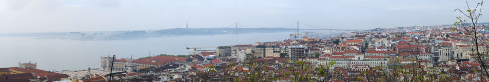 Lissabon, Portugal, Iberisch schiereiland, Europa Stock Afbeeldingen