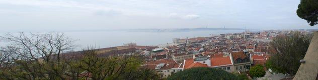 Lissabon, Portugal, Iberisch schiereiland, Europa Stock Afbeelding