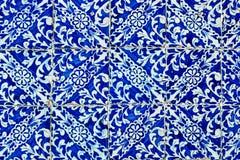 Lissabon Portugal - Januari 19, 2016 - färgrikt marockanskt, Portug Royaltyfri Bild