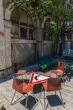 Lissabon, Portugal - Mei 20, 2917: Zeer populair Art Centrum LX Fac Stock Fotografie