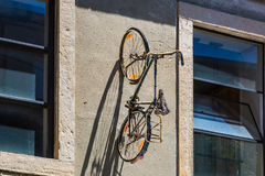 Lissabon, Portugal - Mei 20, 2917: Zeer populair Art Centrum LX Fac Royalty-vrije Stock Afbeeldingen
