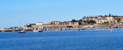Lissabon Riviera Cascais portugal Royaltyfri Fotografi