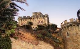 Lissabon Riviera Cascais portugal Royaltyfria Bilder