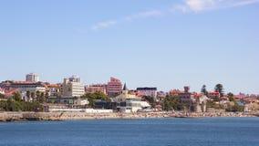 Lissabon Riviera Cascais portugal Royaltyfri Bild