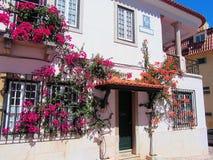 Lissabon Riviera Cascais portugal Royalty-vrije Stock Afbeeldingen
