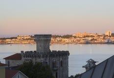 Lissabon Riviera Cascais Reis in Portugal Stock Foto