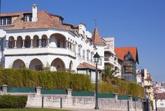 Lissabon Riviera Cascais Reis in Portugal Stock Afbeeldingen