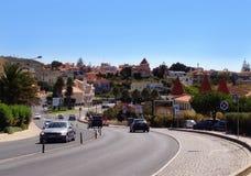 Lissabon Riviera Cascais Reis in Portugal Royalty-vrije Stock Foto's