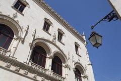 Lissabon Rossio järnvägsstation Royaltyfri Foto
