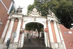 Lissabon-St. Joseph Hospital Stockfotografie