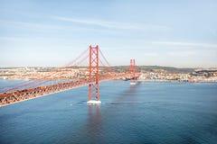 Lissabon-Stadt in Portugal Lizenzfreie Stockfotografie
