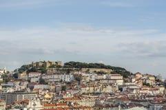 Lissabon-Stadtbild lizenzfreie stockbilder
