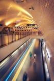 Lissabon tunnelbana Royaltyfri Bild