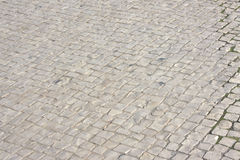 Lissabon väg som bakgrund Fotografering för Bildbyråer
