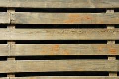 Listón de madera Foto de archivo libre de regalías